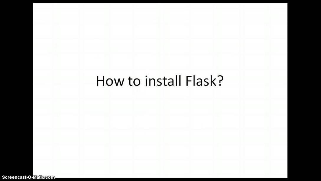 Build a web app with Flask 1 of 3 | Python Flas