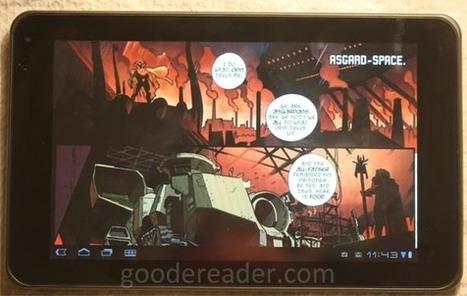 Top 5 Best Comic Book Android Readers   VIM   Scoop.it