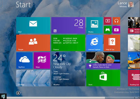 Windows 8.1 is ready, gets released to manufacturers | Science & Tech News | Scoop.it