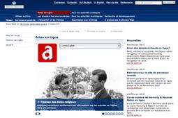 Les archives danoises sont consultables en ligne | GénéInfos | L'écho d'antan | Scoop.it