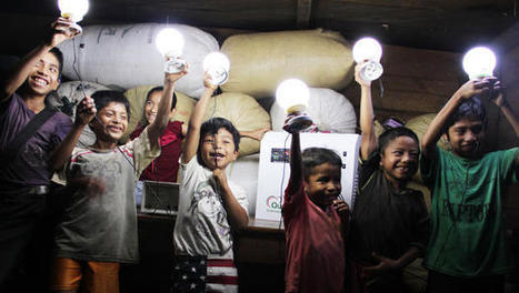 Bringing Solar To Impoverished Towns, With A Model Straight From The Corporate World | This Gives Me Hope | Scoop.it