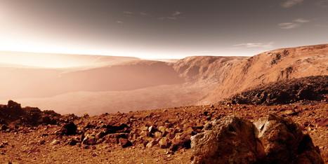 Partez à la découverte de Mars avec ce simulateur de Curiosity | Geek or not ? | Scoop.it