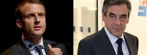 Emmanuel Macron ferait un meilleur président que François Fillon pour 55% des Français | Mediapeps | Scoop.it