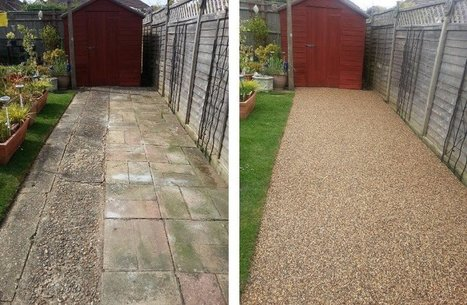 SUDwell™ - Trade and Home Kits - Resin Bonded Driveways | Resin Bound Driveways | Permeable Driveways | Gravel | Car Parks | resinboundpatiodiy | Scoop.it