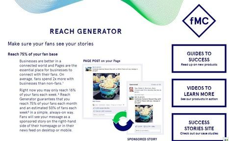 Quelle part de vos fans Facebook ne voit plus vos publications ? | La communication digitale, Modedemploi | Scoop.it