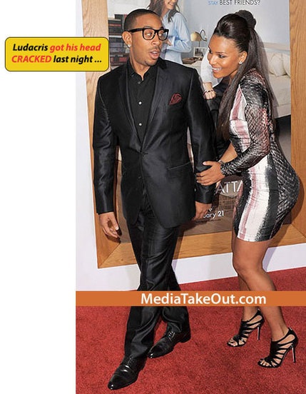 MTO WORLD EXCLUSIVE: Rapper Ludacris Gets ATTACKED Inside Atlanta Nightclub . . . He Was BUSSED IN THE HEAD WITH A BOTTLE . . . And We Got Pics!!!  - MediaTakeOut.com™ 2013 | GetAtMe | Scoop.it