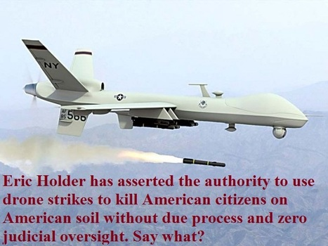 30 arrested in NY during rally against drones | Criminal Justice in America | Scoop.it
