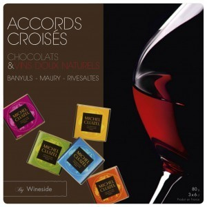 Chocolat & Vins | Vin en Tube | Scoop.it