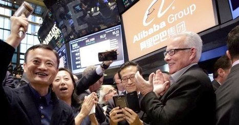 Alibaba, il debutto a Wall Street è record: la società vale oltre 200 miliardi | PAOLO BORROI - Strategie Marketing territoriale esperienziale e digitale per il Turismo Business, Leisure, Slow, Outdoor | Scoop.it