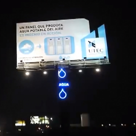 OMG! Best Use Of A Billboard I Have Ever Seen. | GEP Water resources | Scoop.it
