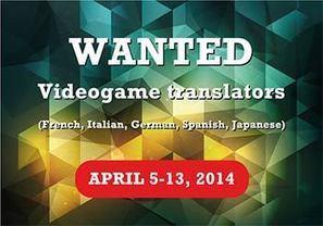 Premier concours mondial de traduction de jeux vidéo - Agence Française pour le Jeu Vidéo   Trad'Action   Scoop.it