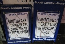 """Lancement de journaux locaux en Angleterre, le papier peut encore """"marcher""""   Raconter l'info locale demain, et en vivre   Scoop.it"""