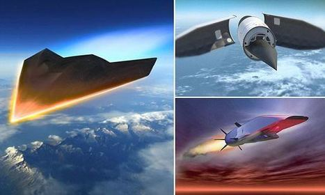 Could the Pentagon's hypersonic missiles trigger World War 3? | Conspiracy Watch News | Scoop.it