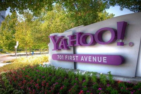 Yahoo! scindé en deux et sans Marissa Mayer | Freewares | Scoop.it
