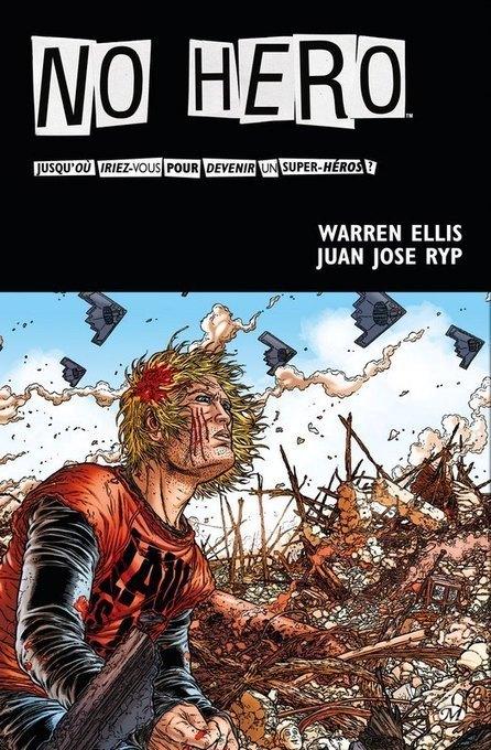 La trilogie de Warren Ellis autour du mythe du Super-Héros | Comics France | Scoop.it