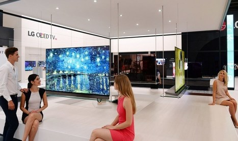 Why OLED TV Will Make You Question Everything! | International Television, Broadband, Telecom and Broadcast Communications | Scoop.it