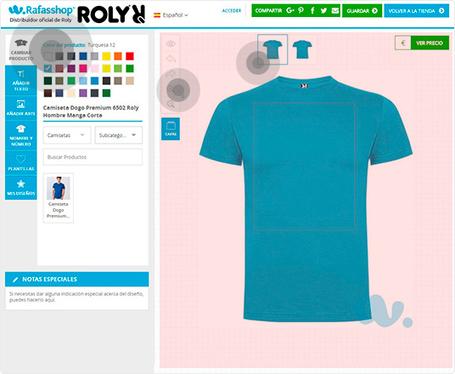 2cd3bb61f524a Diseñar Camisetas Personalizadas   Super Fácil Online