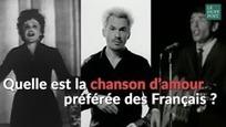 Les 10 chansons d'amour préférées des Français sont... | L'ESPACE FRANCOPHONE | Scoop.it