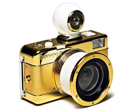 Revista Galileu - NOTÍCIAS - Câmeras retrô de plástico e com efeitos artísticos viram um estilo de vida | Garota Pin-Up | Scoop.it