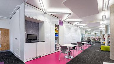 Designing Libraries - Designing Libraries | Libraries of the Future | Scoop.it