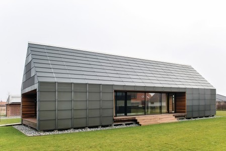 #Glass-encased Maintenance-Free House is built to last  #Architecture | Green Deal | Scoop.it
