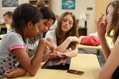 In the Bustling, Interactive Classroom, A Place for Digital Games | Flipped | Scoop.it