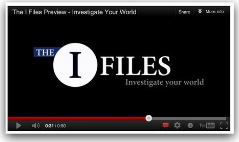 YouTube Gets An Investigative News Channel | TechCrunch | Video for Learning | Scoop.it