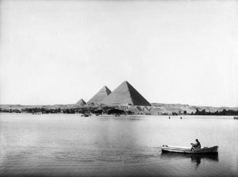 Tweet from @HistoryPixs | Egyptology and Archaeology | Scoop.it