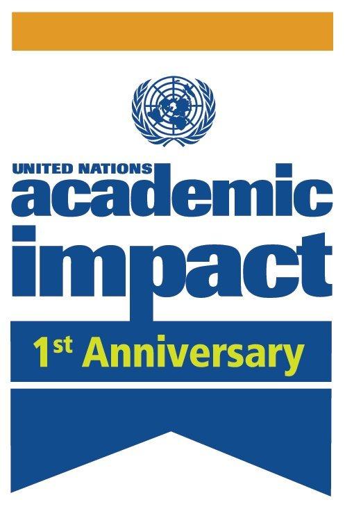UNIVERSIDAD DE NACIONES UNIDAS PROGRAM SCI-CO & ACADEMIC IMPACT UNAI