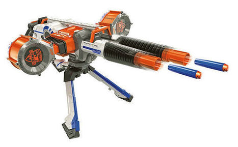 Buy Nerf N Strike Elite Disruptor Online at Low Prices in India - Amazon.in