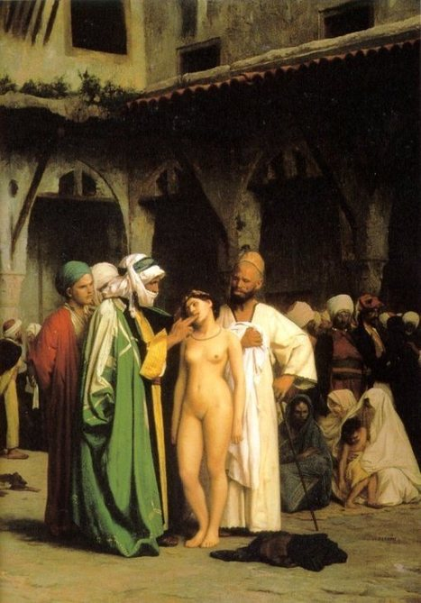 The Arab trader argument | Culturally Teaching | Scoop.it