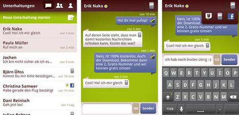Top 10: aplicaciones para remplazar al SMS y las llamadas telefónicas - RedUSERS | Herramientas digitales | Scoop.it