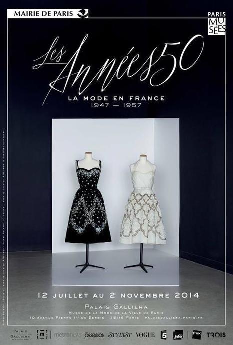 Palais Galliera, musée de la Mode de la Ville de Paris   Centre national des arts plastiques   Textile Horizons   Scoop.it
