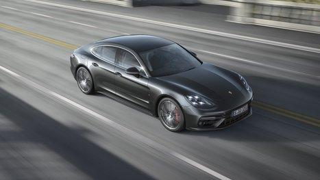 Porsche renouvelle sa Panamera pour booster les ventes | Voitures anciennes - Classic cars - Concept cars | Scoop.it