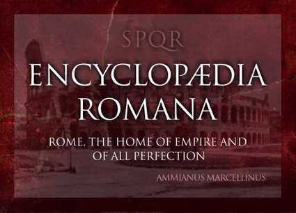 Encyclopaedia Romana | Enseñar Geografía e Historia en Secundaria | Scoop.it