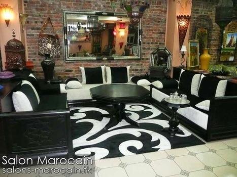 salon moderne\' in Salon-marocain | Scoop.it