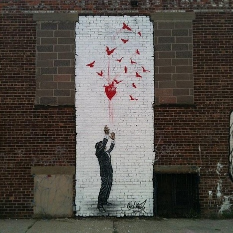 Street art (Best of) - community edition | Art! | Scoop.it