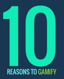 TEN reasons why every LMS should be Gamified: | Growth ... | Gamification101 | Scoop.it