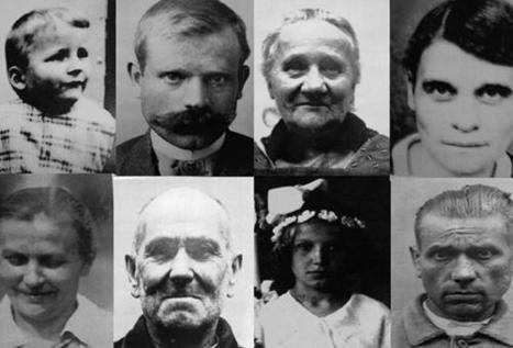 T4: Hitler's holocaust rehearsal | Disability Now | European History 1914-1955 | Scoop.it