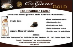 Organo Gold, Coffee with health benefits | Dinner Recipes | Scoop.it