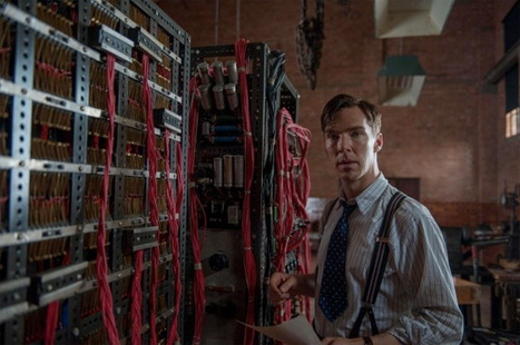 First Look: Benedict Cumberbatch as Alan Turing in 'Imitation Game' | Benedict Cumberbatch News | Scoop.it