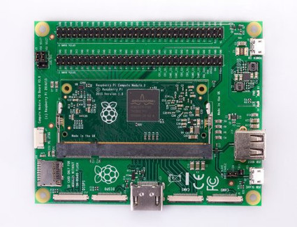 Raspberry Pi 3 Compute Modules CM3 and CM3L Launched for $30 and $25 | Embedded Systems News | Scoop.it