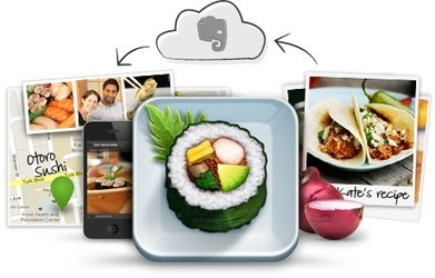 Evernote Food | Evernote | anz23mthings | Scoop.it