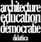 Ateliers d'architecture en milieu scolaire - D I D A T T I C A | The Architecture of the City | Scoop.it