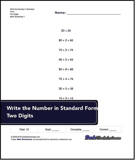 Math Worksheets: Multiplication Chart | Math Wo...