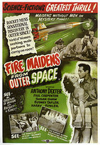Fire Maidens From Space | 1950's | Scoop.it