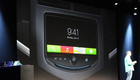Ferrari, Volvo, and Mercedes to unveil first iOS in the Car-integrated vehicles next week | Radio digitale | Scoop.it