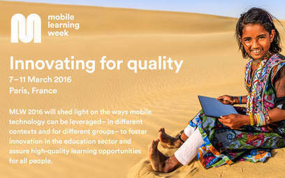 Mobile Learning Week | United Nations Educational, Scientific and Cultural Organization | mLearning anywhere, anytime, anyhow ... | Scoop.it