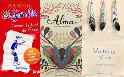 Découvrez quatre perles de la littérature jeunesse ! - Document audio | Remue-méninges FLE | Scoop.it