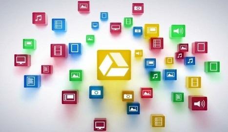 10 Excelentes plantillas de Google Drive para profesores.- | Entornos Personales de Aprendizaje (PLE) | Scoop.it